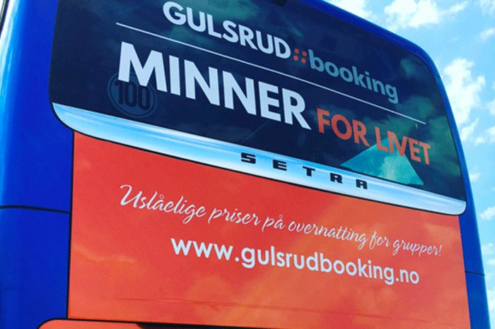 Gulsrud Booking